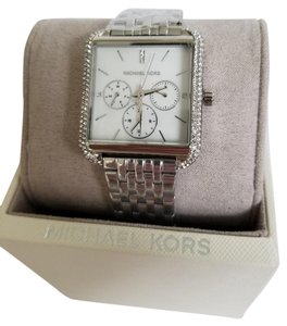 Michael Kors Collection Michael Kors Stainless Steel Women's Drew Multifunction Watch