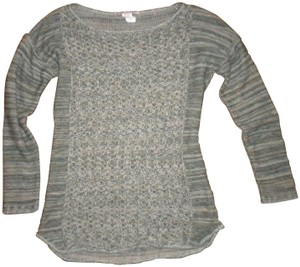 212 Collection Tunic Long Sleeve Sweater