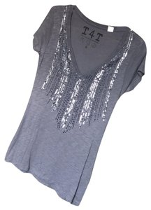 Threads 4 Thought T Shirt Grey