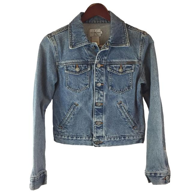 Item - Blue Jeans Women's Jacket Size 6 (S)