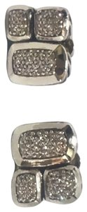 David Yurman David Yurman Confetti Diamond Stud Earrings NWT