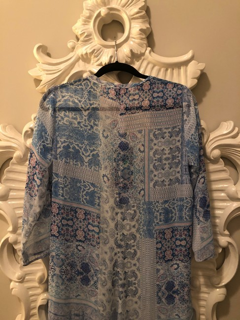 Show Me Your Mumu short dress Blue and Pink on Tradesy Image 10