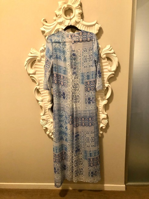 Show Me Your Mumu short dress Blue and Pink on Tradesy Image 11