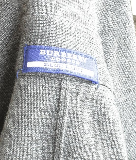 Burberry Wool Blend Trench Coat Image 3