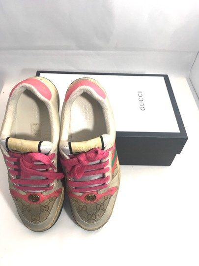Gucci beige Athletic Image 4