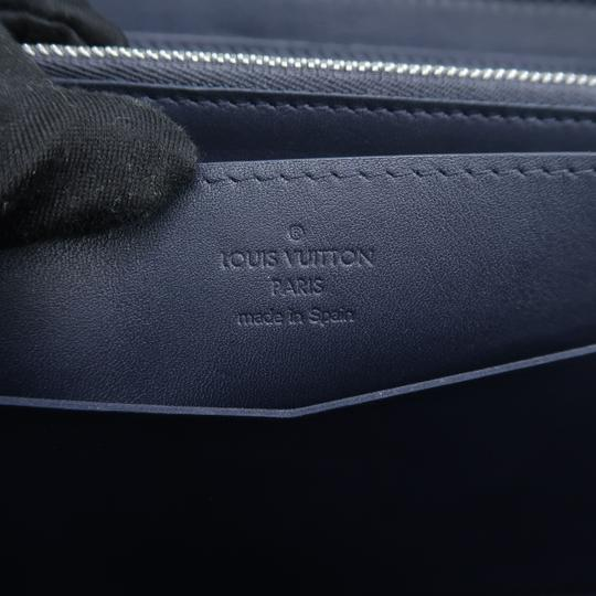 LOUIS VUITTON LOUIS VUITTON Graphite XL Eclipse Zippy Wallet Image 10