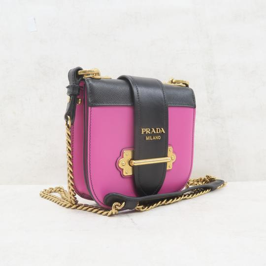 Prada City Pionniere Calfskin Shoulder Bag Image 3