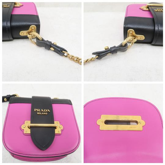 Prada City Pionniere Calfskin Shoulder Bag Image 7