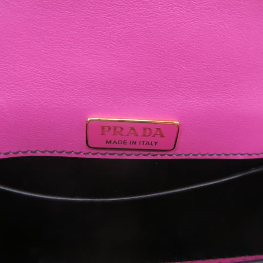 Prada City Pionniere Calfskin Shoulder Bag Image 9
