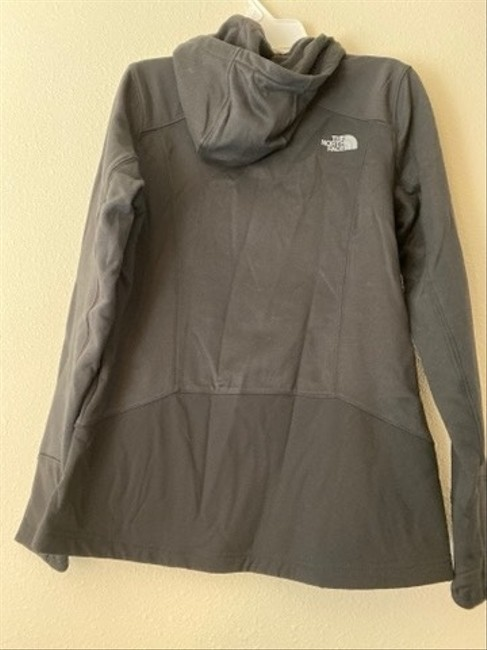 The North Face Leather Jacket Image 1