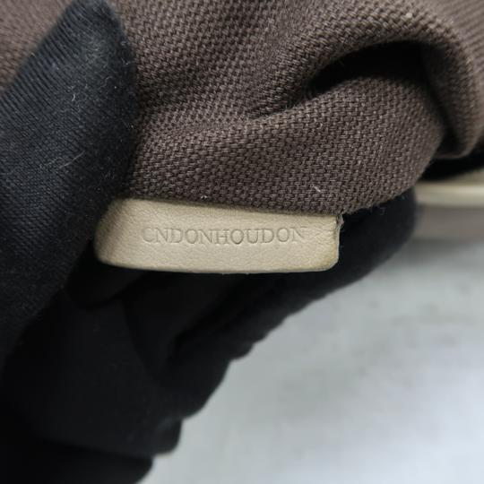 Burberry Brooklyn Haymarket Check Canvas Hobo Bag Image 10