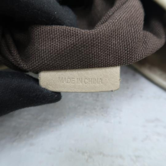 Burberry Brooklyn Haymarket Check Canvas Hobo Bag Image 11