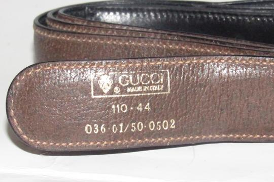 Gucci Gucci NWT and new old stock reversible belt Image 5