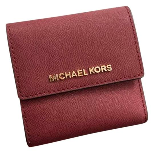 Preload https://img-static.tradesy.com/item/26375072/michael-kors-red-carryall-small-trifold-card-case-jet-set-travel-wallet-0-0-540-540.jpg