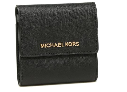 Michael Kors Michael Kors Small Trifold Wallet Card Case Carryall Jet set travel Image 1