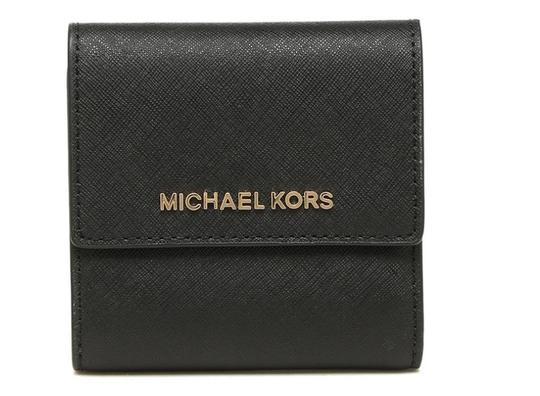 Michael Kors Michael Kors Small Trifold Wallet Card Case Carryall Jet set travel Image 9