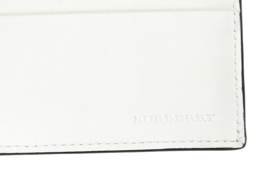 Burberry Burberry Leather Multi-Color Men's Bifold Wallet Image 1