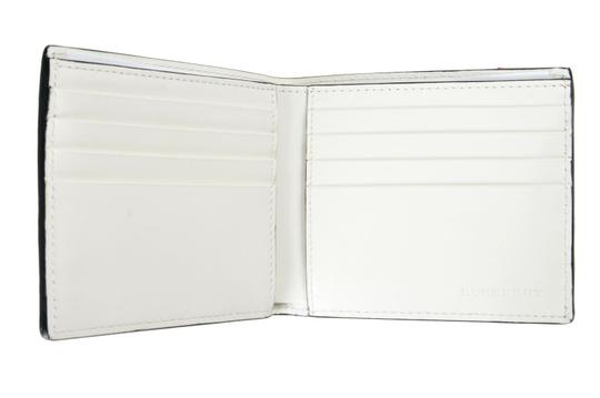 Burberry Burberry Leather Multi-Color Men's Bifold Wallet Image 2