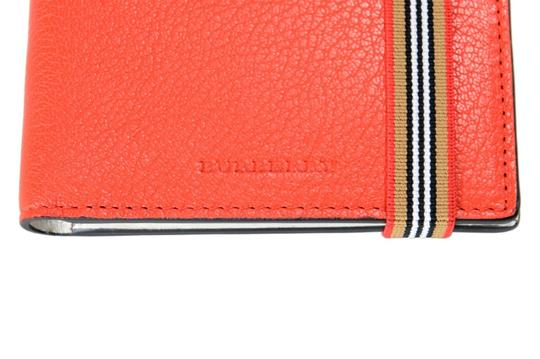 Burberry Burberry Leather Multi-Color Men's Bifold Wallet Image 3
