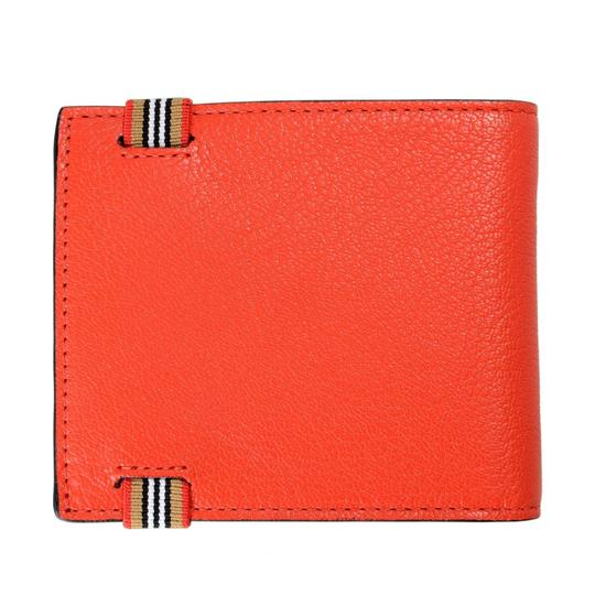 Burberry Burberry Leather Multi-Color Men's Bifold Wallet Image 4