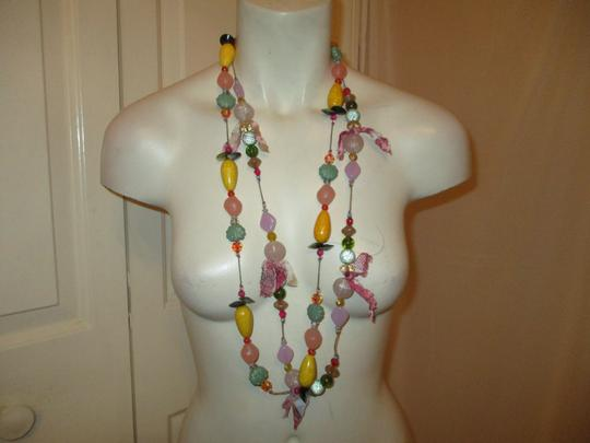 Teresa Goodall double strand beaded dance Image 1