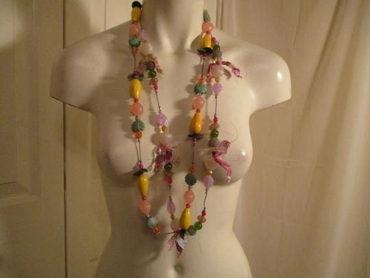 Teresa Goodall double strand beaded dance Image 10