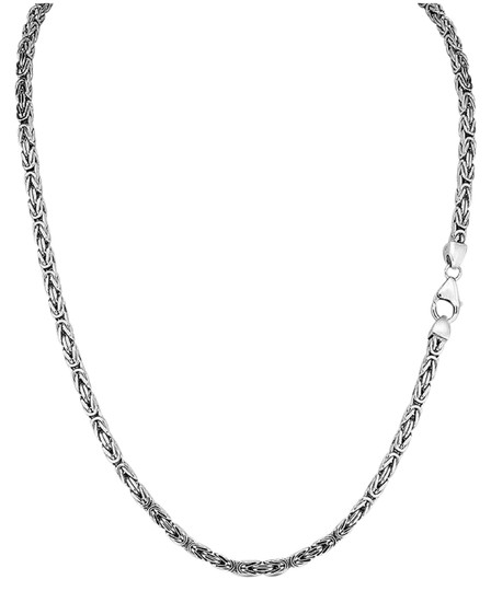 Preload https://img-static.tradesy.com/item/26375226/sterling-925-silver-45mm-byzantine-rope-chain-necklace-0-2-540-540.jpg
