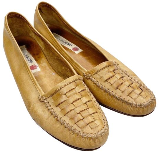 Preload https://img-static.tradesy.com/item/26375231/brown-vintage-leather-made-in-italy-women-7-38-flats-size-eu-37-approx-us-7-regular-m-b-0-2-540-540.jpg