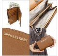 Michael Kors Michael Kors Jet Set Travel Bifold Zip Coin Wallet 35f7gtvF2l Luggage Image 8