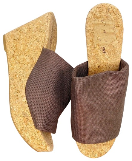 Lucky Brand Brown Wedges Image 0