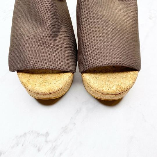 Lucky Brand Brown Wedges Image 6