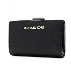 Michael Kors Michael Kors Jet Set Travel Bifold Zip Coin Wallet 35f7gtvF2l