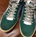Golden Goose Deluxe Brand green and blue Athletic Image 2