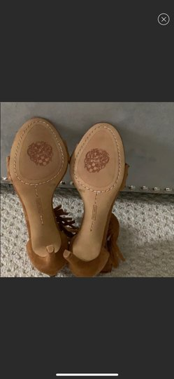 Vince Camuto brown Platforms Image 1