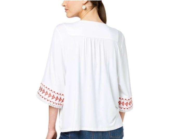 Style & Co Top white Image 1