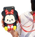 case for 7 plus 3D cute cartoon animal wallet lanyard phone case for iphone X XR XS 5S SE 11 pro MAX 8 6 plus stitch bear cover case for 7 plus 3D cute cartoon animal wallet lanyard phone case for iphone X XR XS 5S SE 11 pro MAX 8 6 plus stitch bear cover Image 0