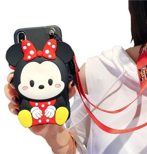 case for 7 plus 3D cute cartoon animal wallet lanyard phone case for iphone X XR XS 5S SE 11 pro MAX 8 6 plus stitch bear cover case for 7 plus 3D cute cartoon animal wallet lanyard phone case for iphone X XR XS 5S SE 11 pro MAX 8 6 plus stitch bear cover