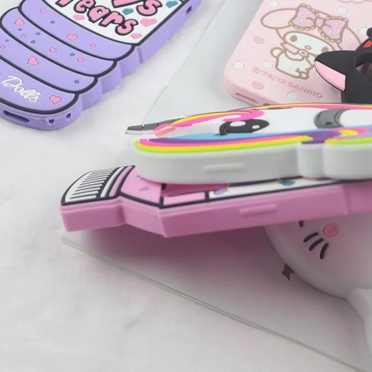 for iPhone 7 8 Plus X XS 11 Pro Max XR 4 4S 5 5S 6 6S Case 3D Cute Cartoon Soft Silicone Cover Lovely Cat Bottle Stitch Unicorn for iPhone 7 8 Plus X XS 11 Pro Max XR 4 4S 5 5S 6 6S Case 3D Cute Cartoon Soft Silicone Cover Lovely Cat Bottle Stitch Unicorn Image 1