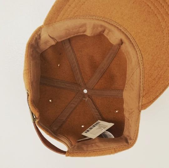 Urban Outfitters Urban Outfitters Camel Tan Hat Image 1