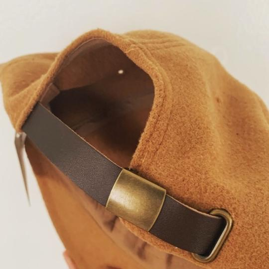 Urban Outfitters Urban Outfitters Camel Tan Hat Image 2
