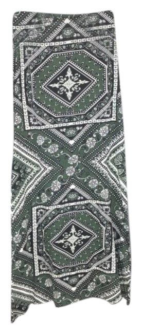 Preload https://img-static.tradesy.com/item/26375368/billabong-green-white-olive-tribal-wrapped-skirt-size-4-s-27-0-3-650-650.jpg