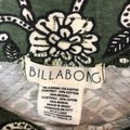 Billabong Tribal Wrapped Maxi Skirt Green White Image 2