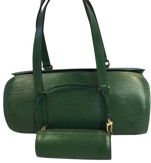 Preload https://img-static.tradesy.com/item/26375380/louis-vuitton-soufflot-epi-with-pouch-green-leather-shoulder-bag-0-2-540-540.jpg
