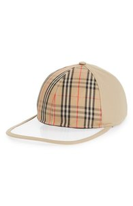 Burberry Burberry 1983 Check Baseball Cap
