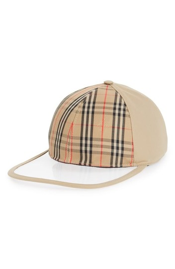 Preload https://img-static.tradesy.com/item/26375425/burberry-tan-1983-check-baseball-cap-hat-0-1-540-540.jpg