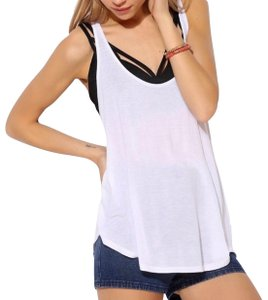 Project Social T Top white