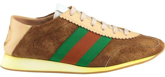 Brown Limited Rocket Convertible Suede