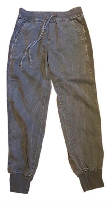 Item - Green Distressed Wash Olive Joggers Pants Size 0 (XS, 25)
