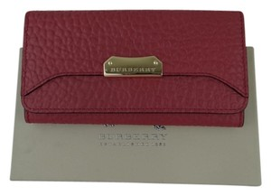 Burberry Burberry Heritage Grain Penrose Continental Wallet 3922439 Pink