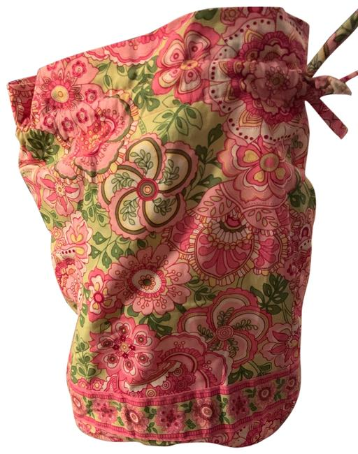 Vera Bradley Retired Petal Pink Weekend/Travel Bag Vera Bradley Retired Petal Pink Weekend/Travel Bag Image 1
